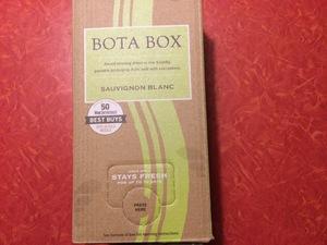 Wine Bota Box—Sauvignon Blanc